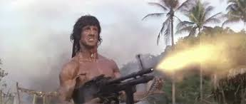 Rambo: not based on a true story