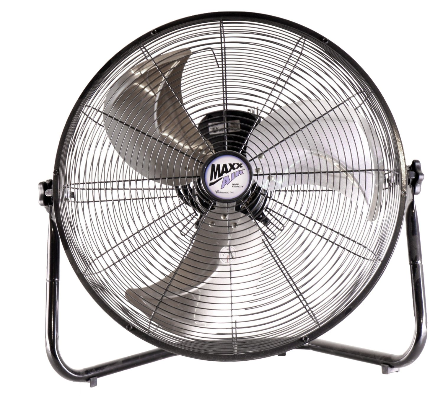 If you want to be able to perform at your best, able to generate the same power indoors as you can outdoors without your Heart Rate and Perceived Exertion going through the roof... you're gonna need a bigger fan.