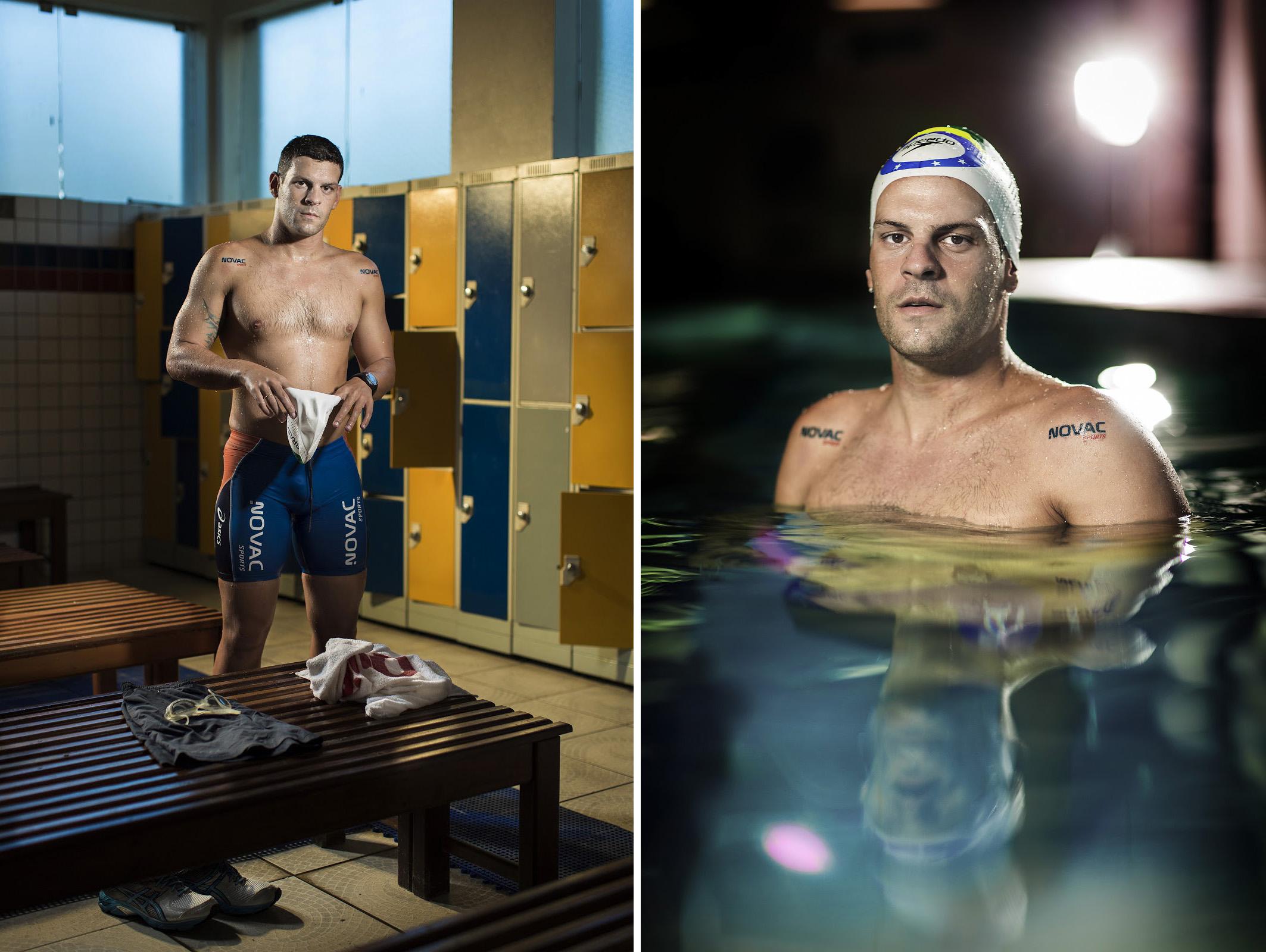 Samir- Marathon Swimmer