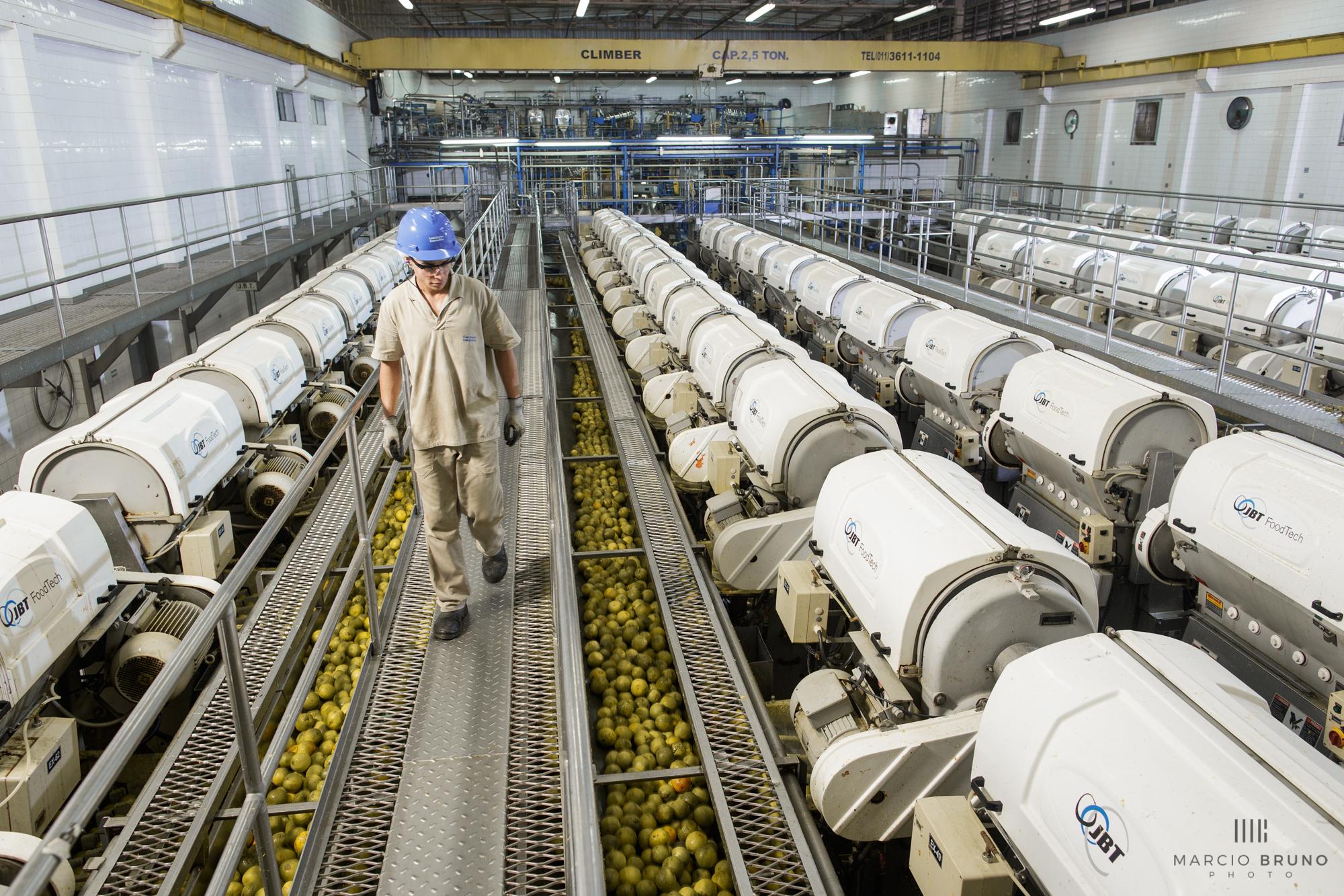 Louis Dreyfus Commodities - Orange Juice Industry