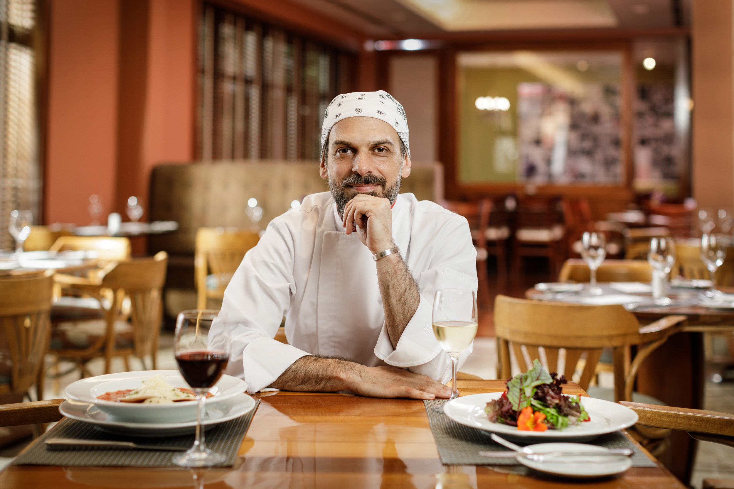 Chef Igor Blisntrub - Citron Gastronomia