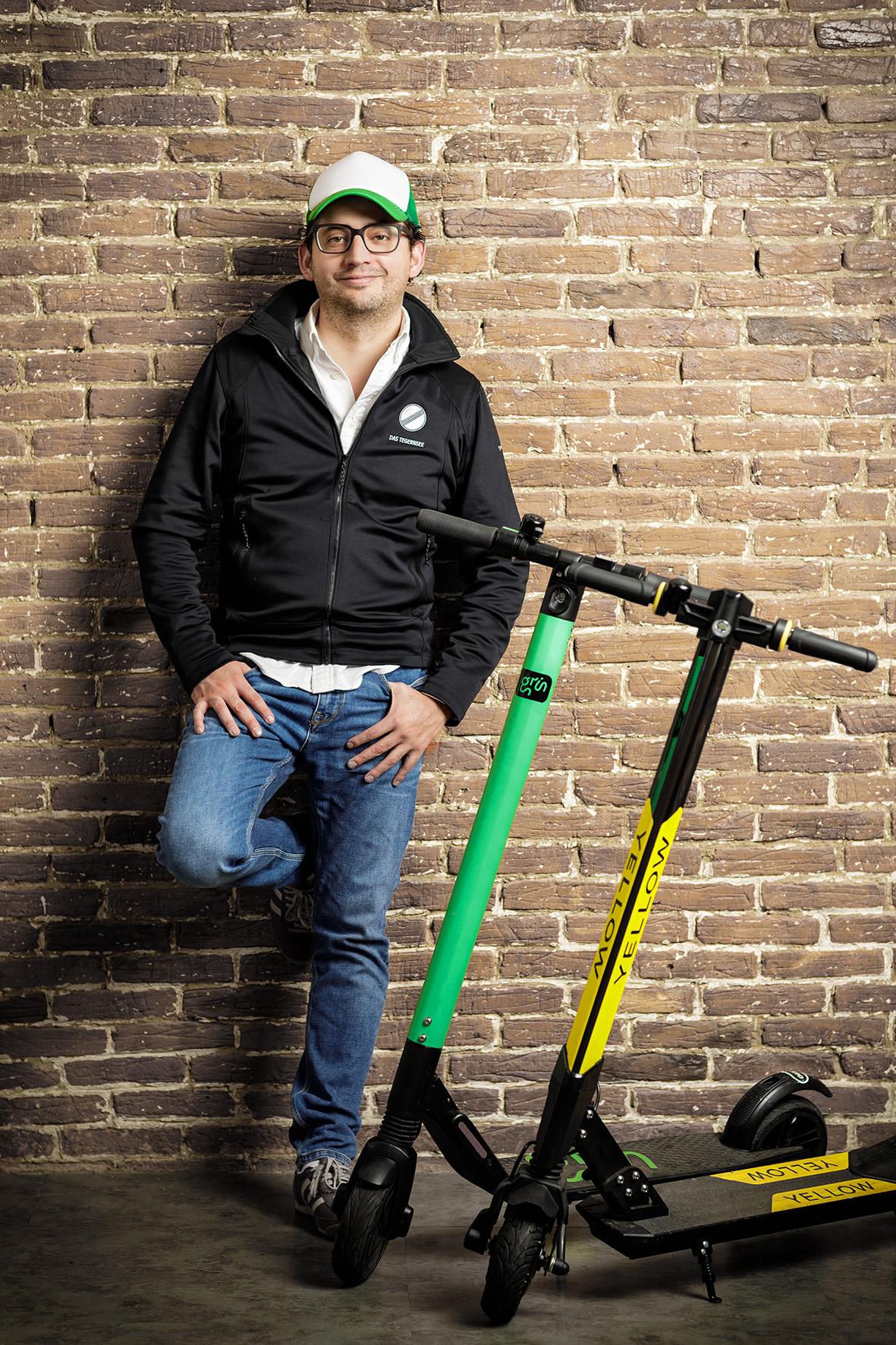Sérgio Romo - Grow Mobility
