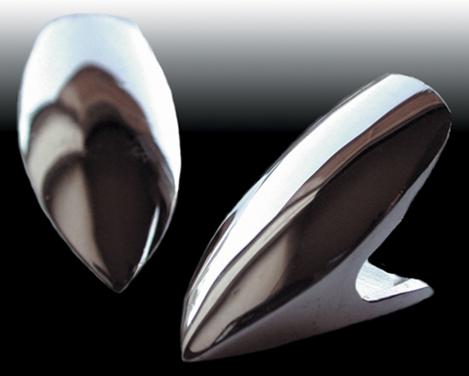 Solid Sterling Classic Deluxe Custom Fangs (SLV109)