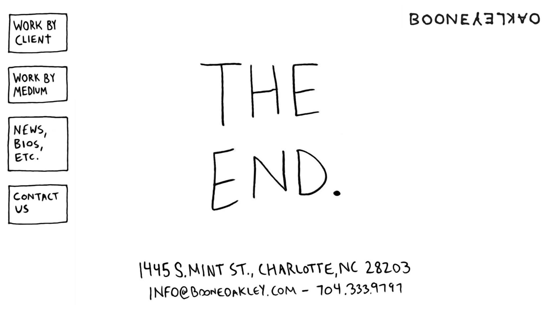 Agency: BooneOakley | Creative Director: David Oakley | Creative Director: John Boone | Copywriter: Jim Robbins