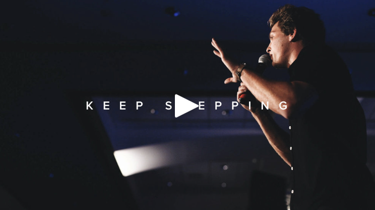 Keep Stepping - A message from The Gathering Conference.How do we carry on when we've been let down, when what we hoped for was lost. How do we keep stepping when life slows us down, when the enemy is chasing us, and we don't have the strength to keep going…