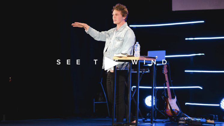 "See The Wind - A message from ThreeLife Church. Life can be challenging, vision can be blurry. How do have courage in the unknown? How do we step into uncertainty? What does it mean to ""see the wind""…"
