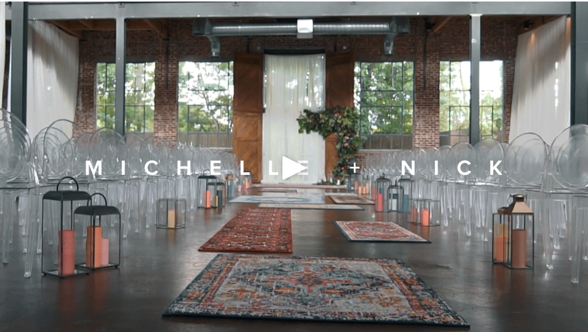 michelle + nick - full wedding video (demo)