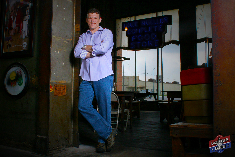 Houston Business Journal featuring Wayne Mueller