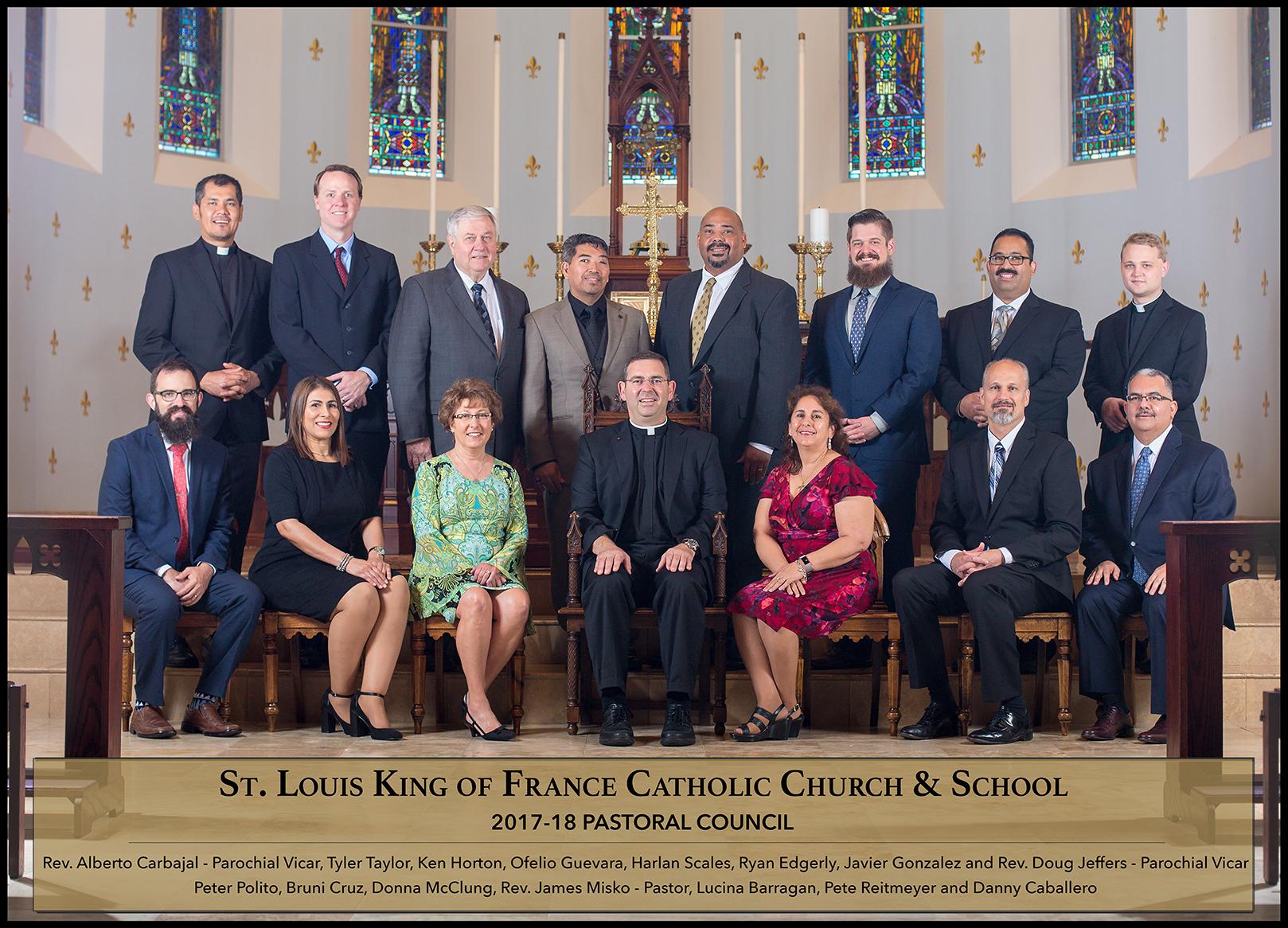 2017 St Louis Pastoral Council