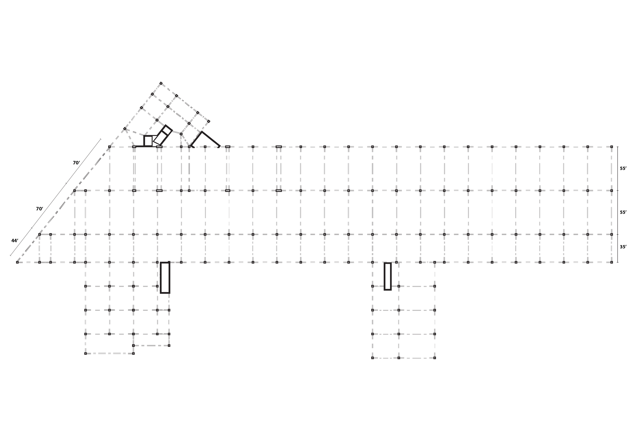 Base Structure Grid.