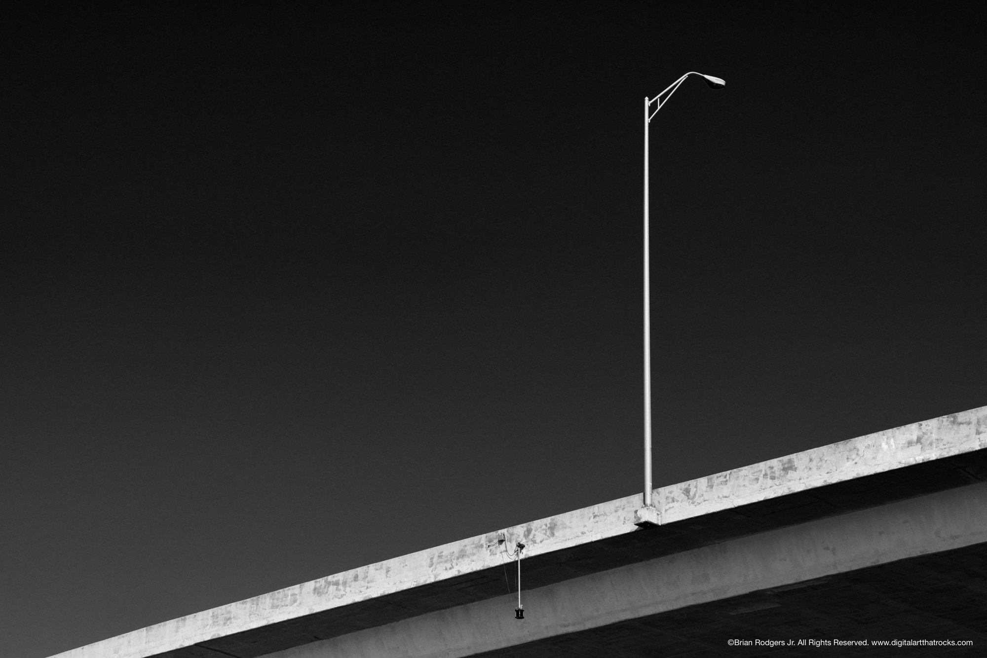 Charleston Fine Art Bridge #2 (Photographed in Charleston, SC)