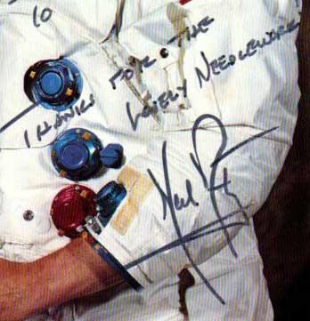 Signed portrait, 1989