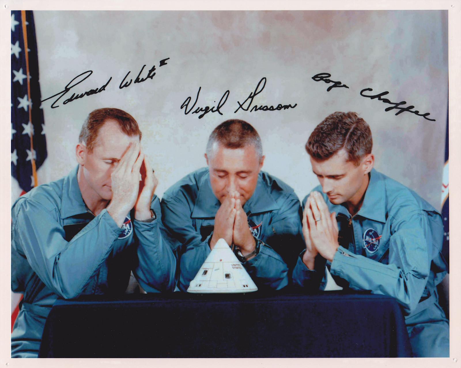 A haunting Apollo 1 preprint
