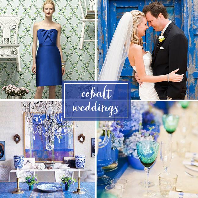 Cobalt Weddings