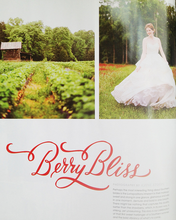 Berry Bliss Editorial Shoot | Southern Weddings V6 | Simply Jessica Marie Styling
