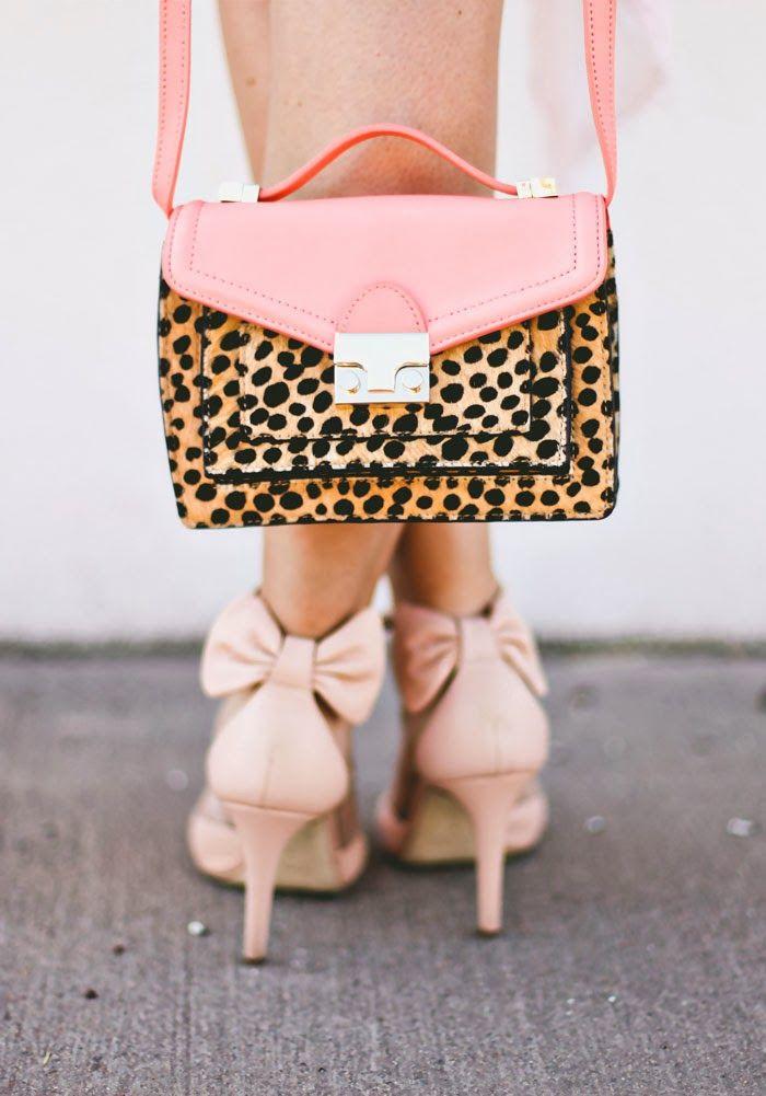 Pink heels and lepoard bag.jpg