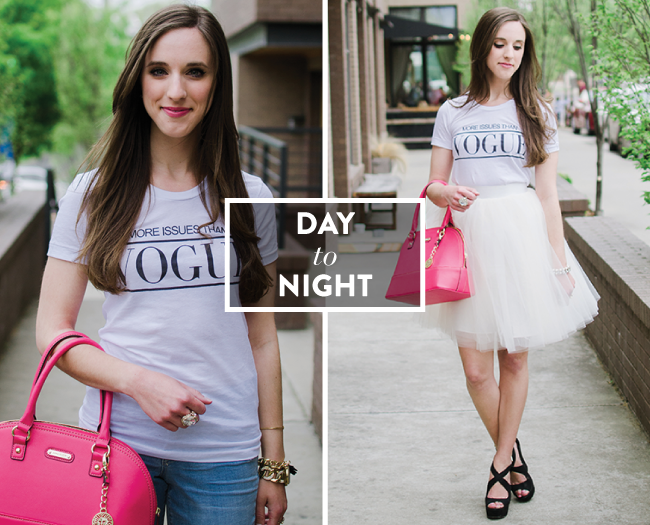 More Issues than Vogue Day to Night | Simply Jessica Marie