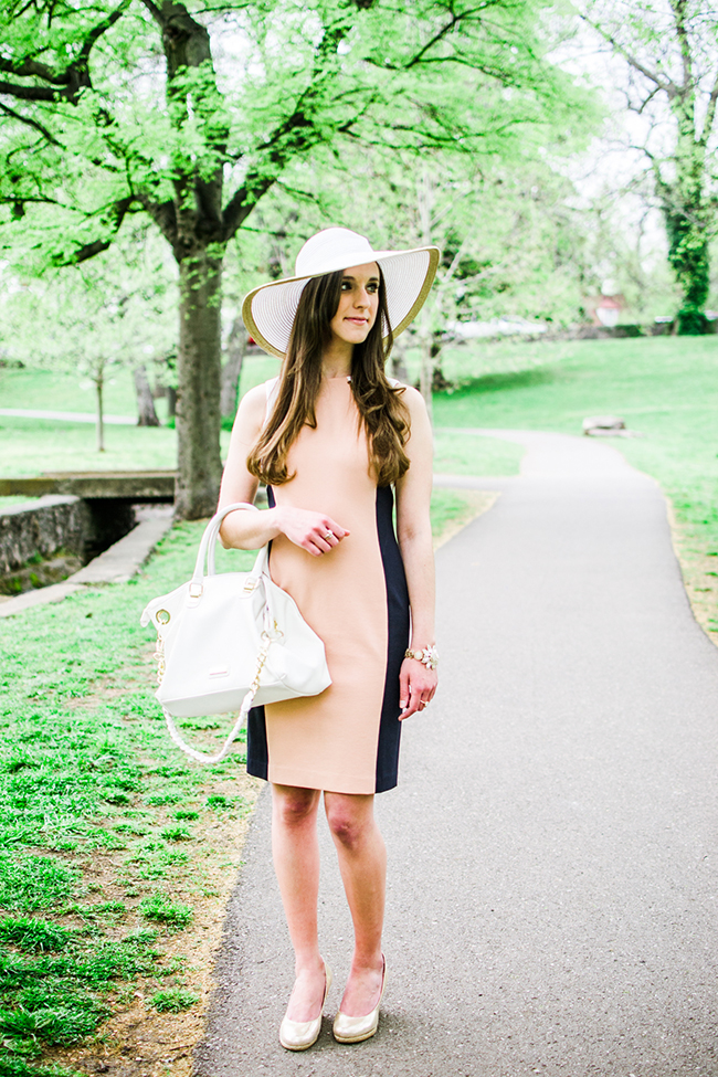 Color blocking from Workday to Weekend by Simply Jessica Marie