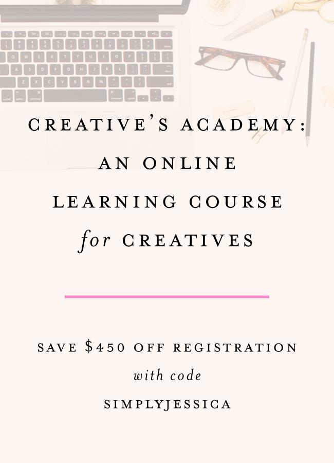 Creative's Academy An Online Creative Course for Entrepreneurs