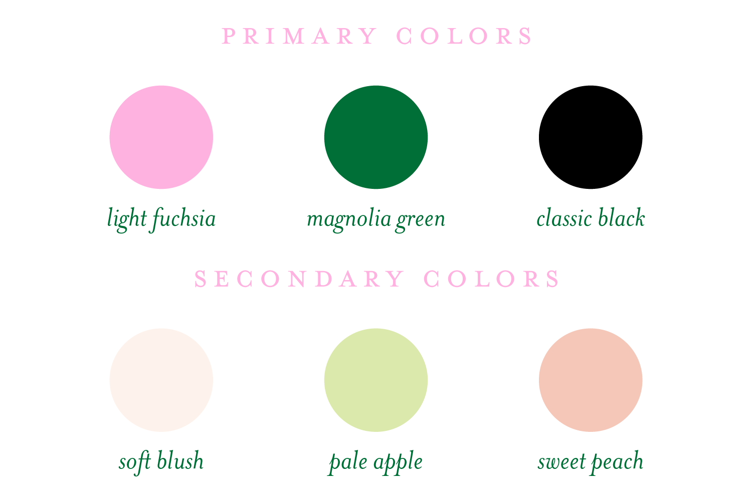 Color Inspiration for the SJM Lifestyle Collection