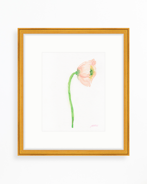 Peach-Poppy-Watercolor-Painting-by-Simply-Jessica-Marie-_-Gold-Frame.png