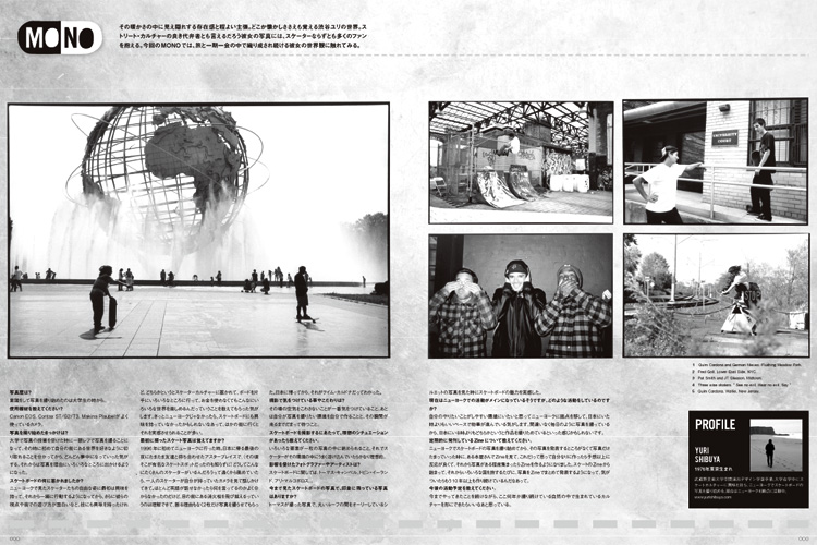 Transworld Skateboarding japan
