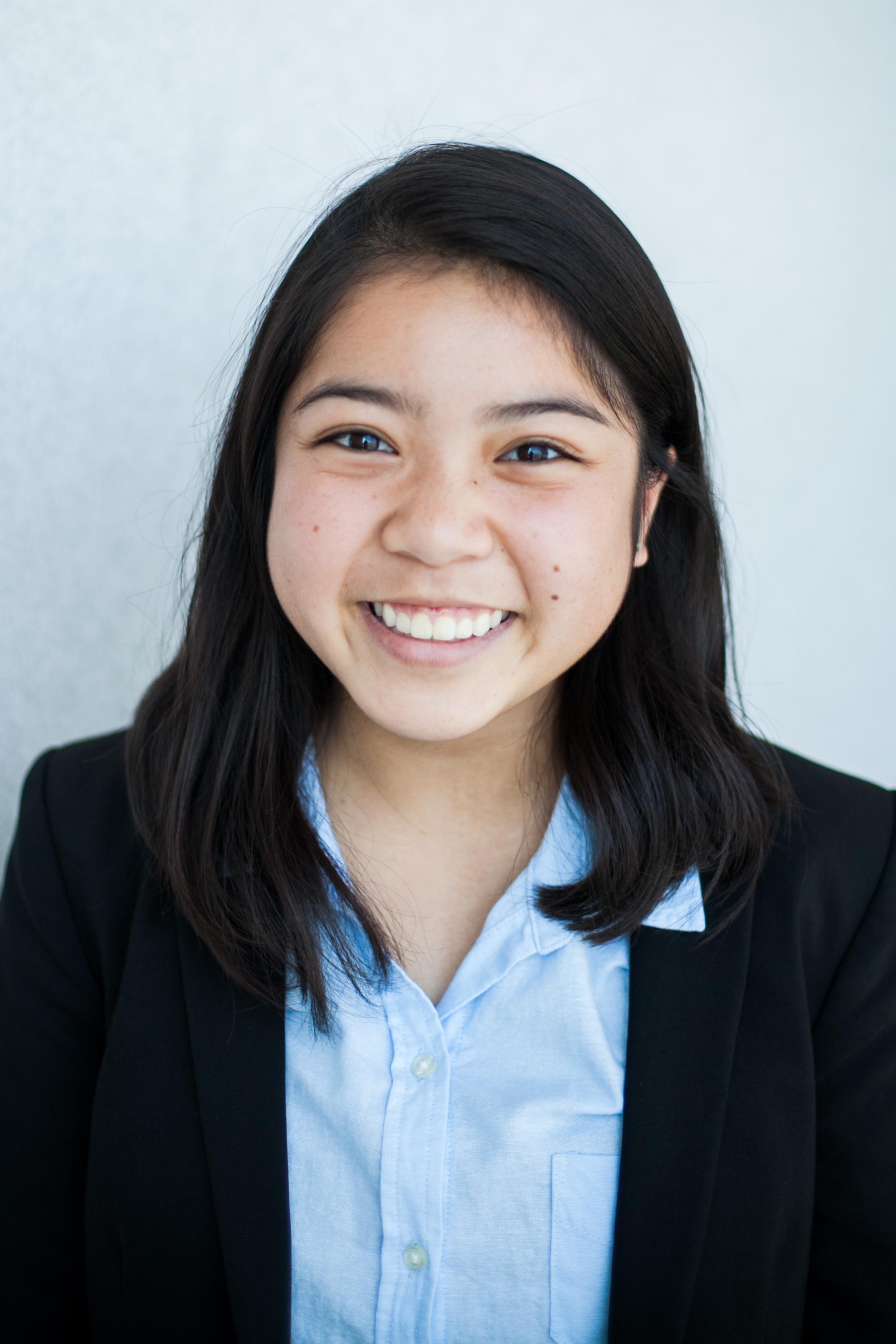 Kelly Zheng, 2016, McKinley