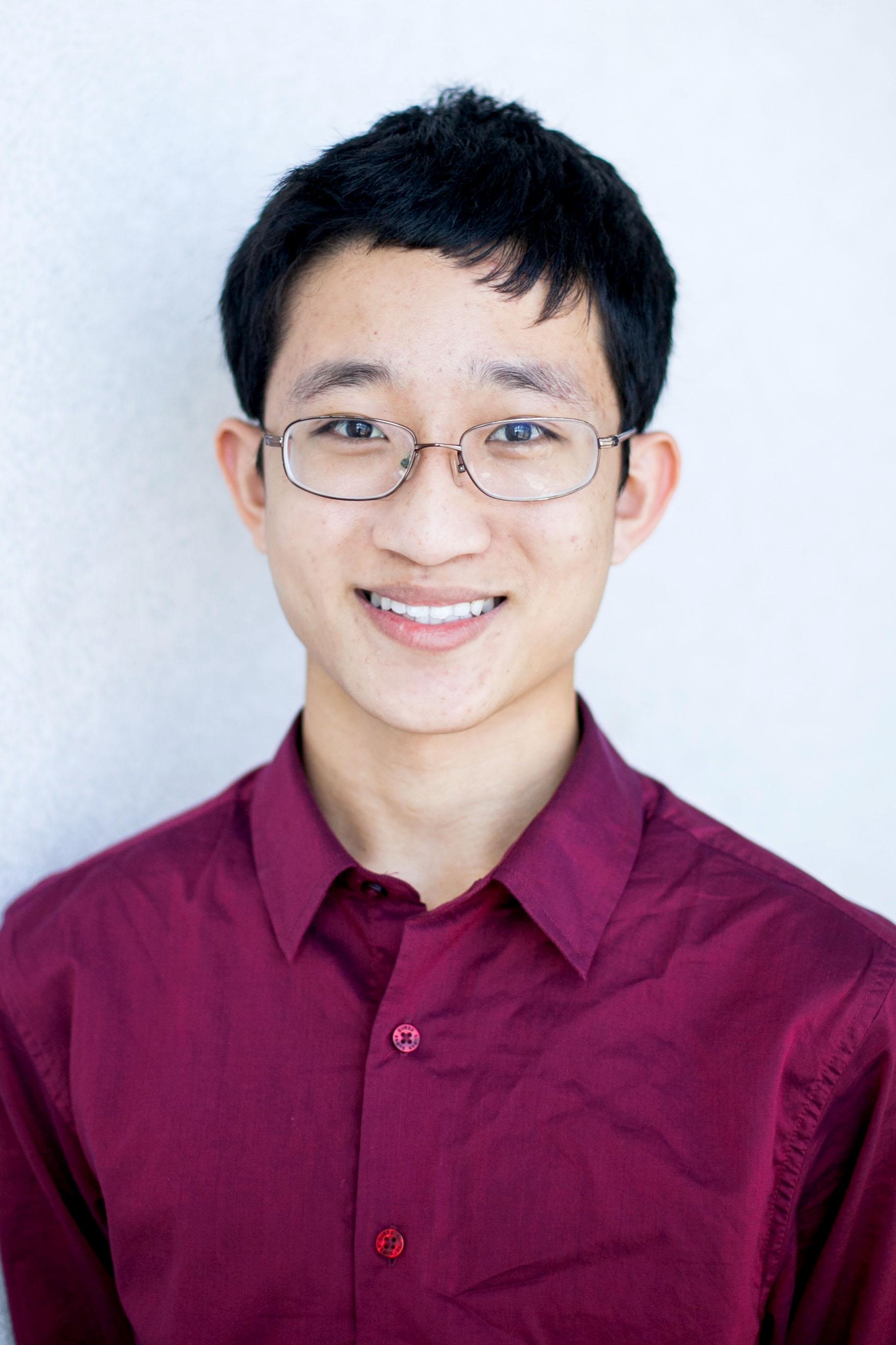Albert Jiang,2016, Punahou