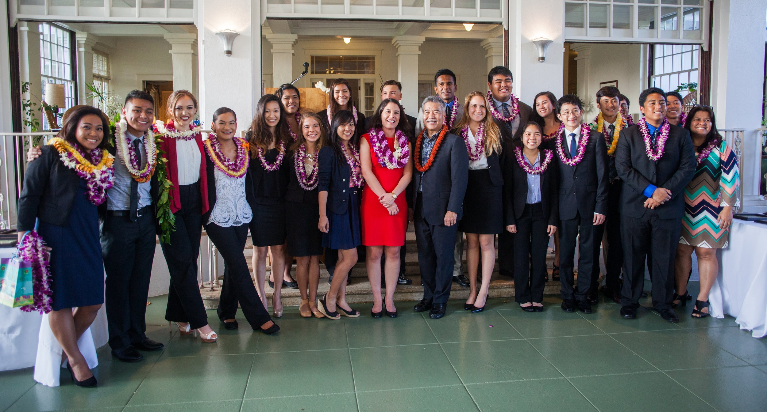 A Fellowship for Hawaii's Future Leaders -