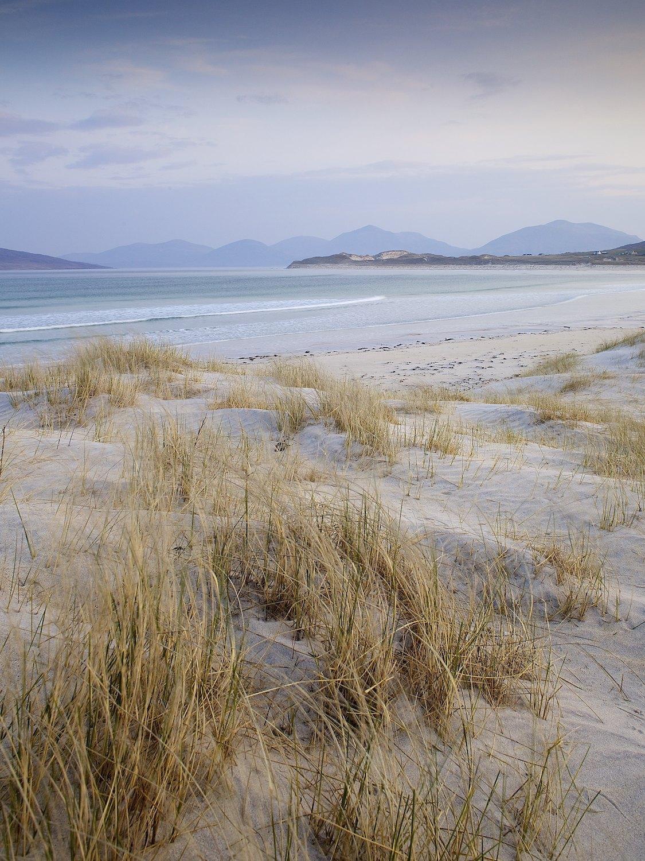Seilebost beach dawn