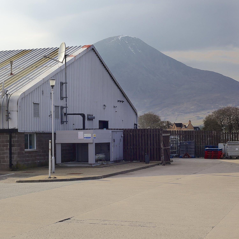 Broadford, Skye