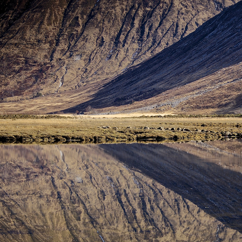 Loch Etive Reflections 1