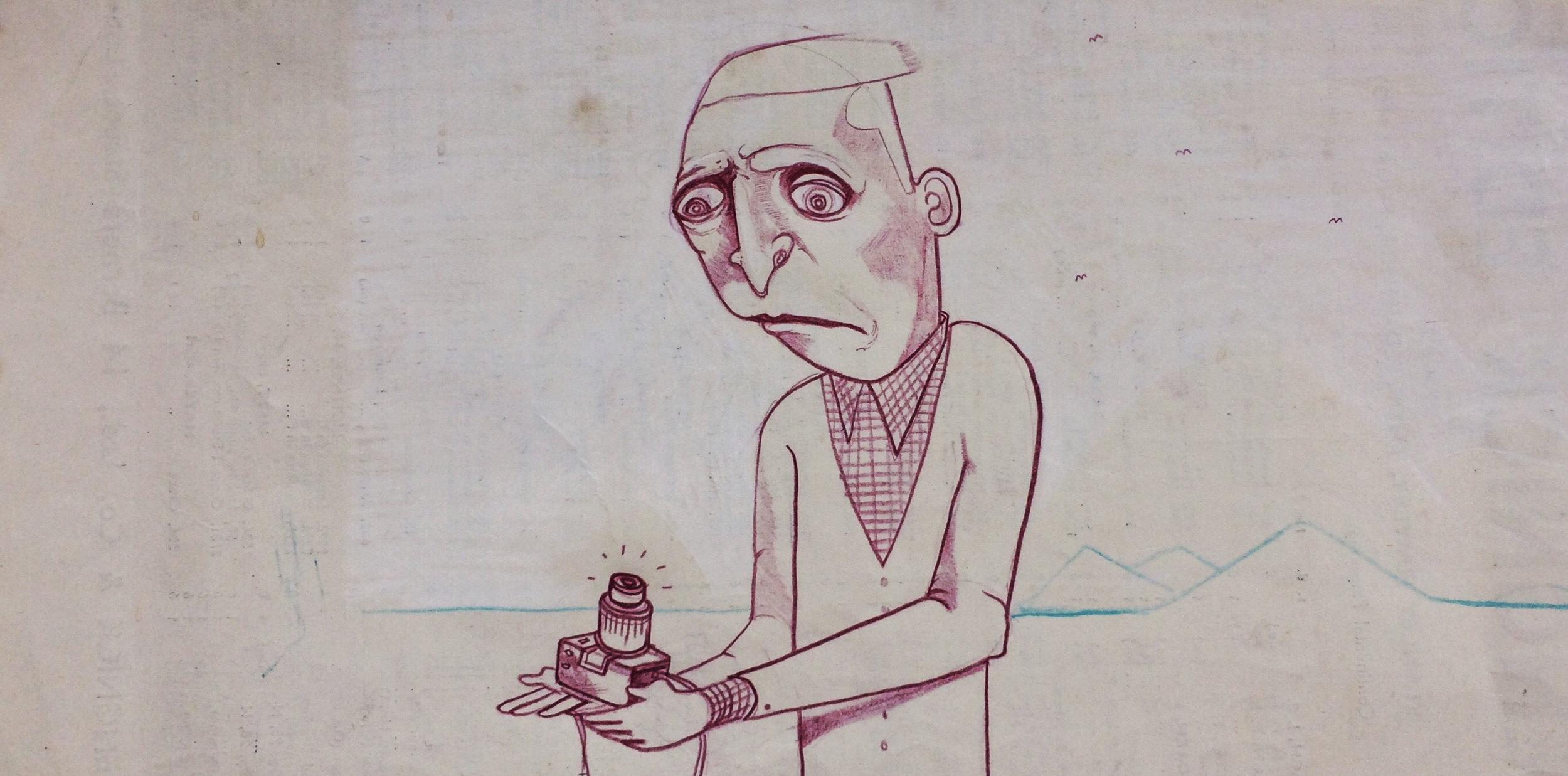 Illustration by  Stewart Swan