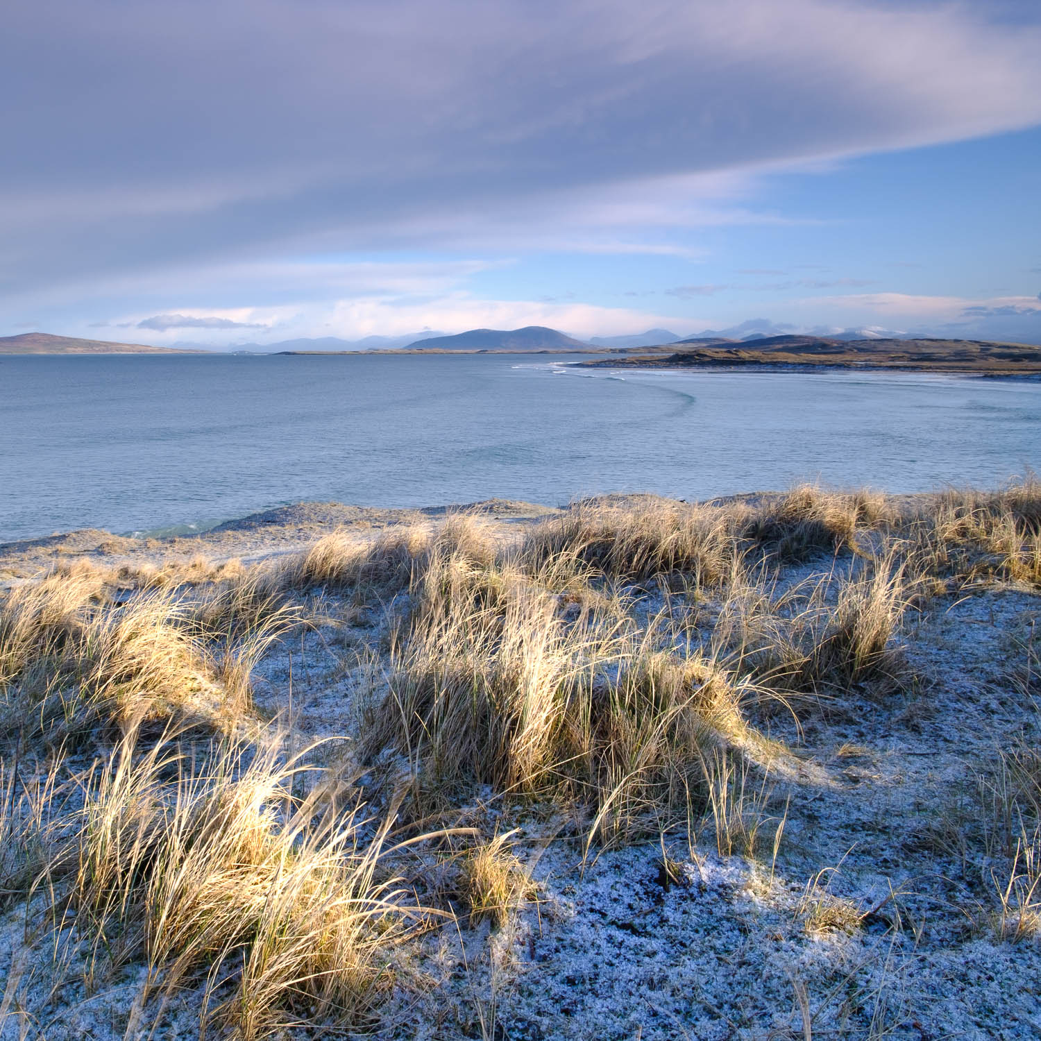 Frosted Beach