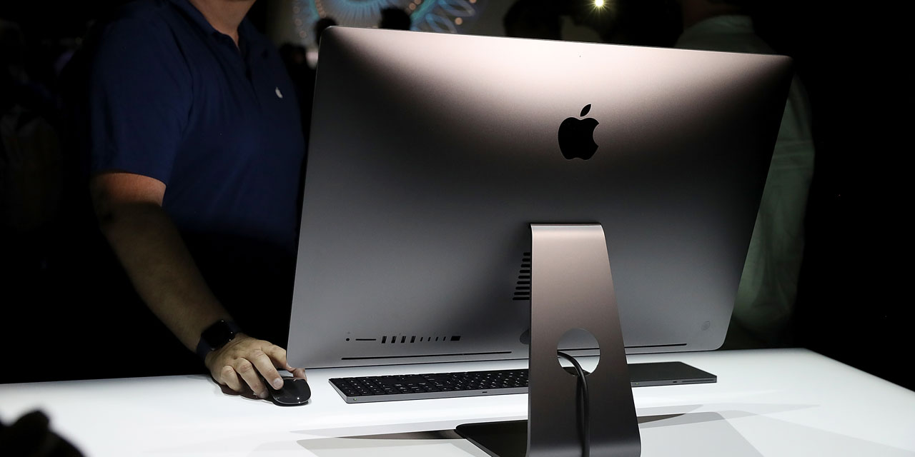 The Apple iMac Pro