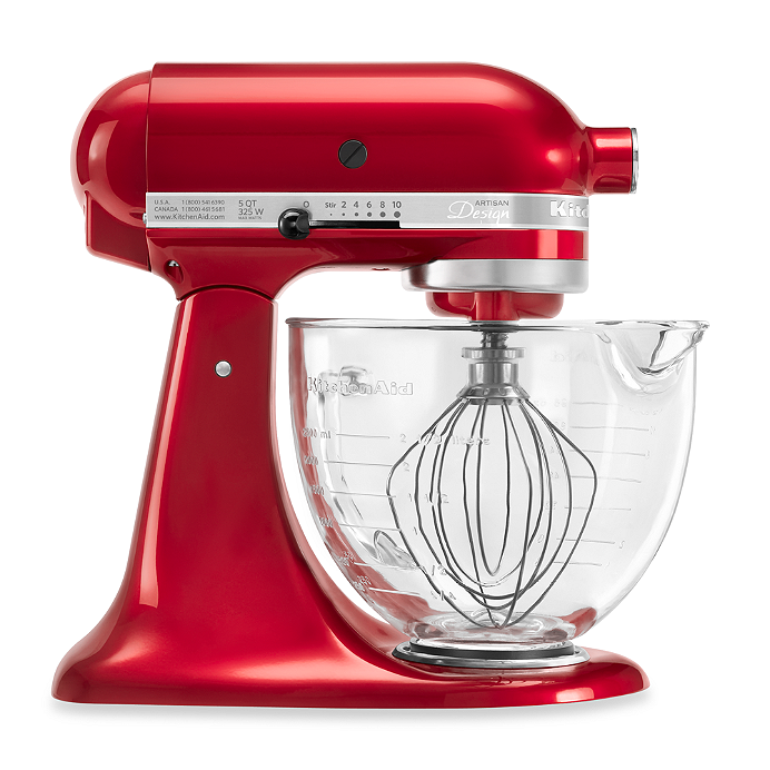 Candy Apple Red, KitchenAid Mixer - Bed Bath & Beyond