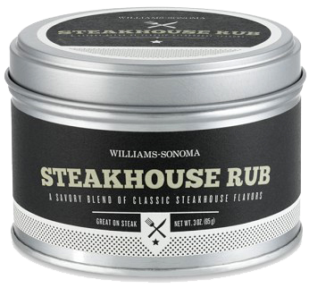 Steakhouse Rub from Williams-Sonoma