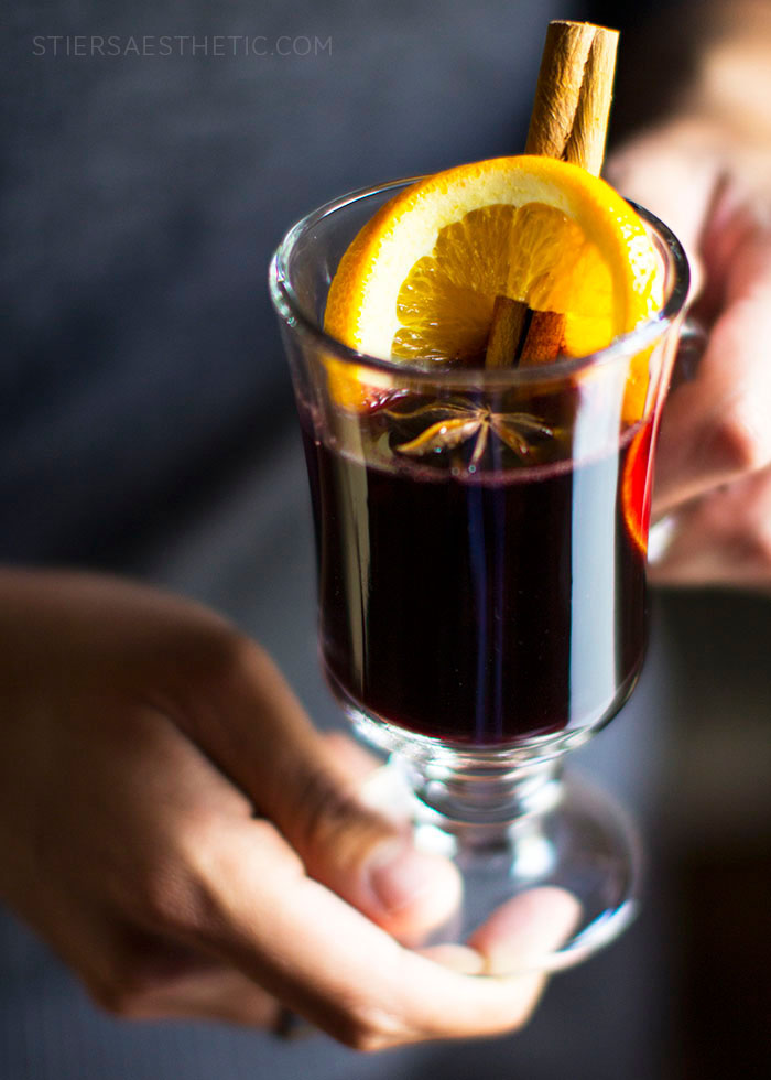 Mulled Wine & Citrus
