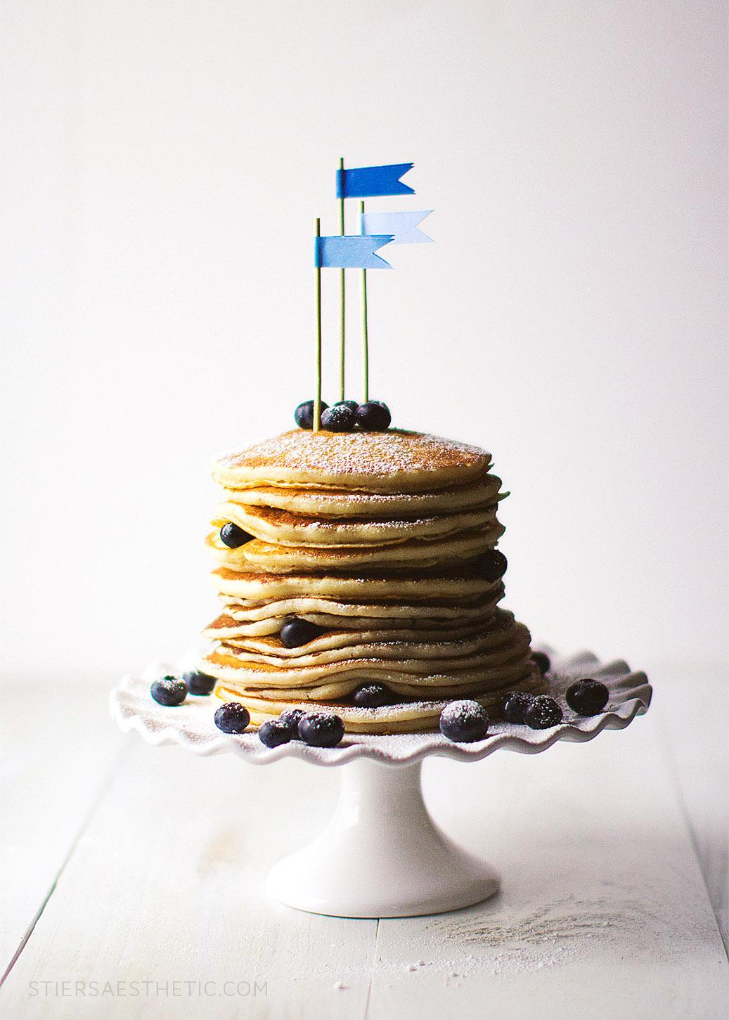 Easy-to-Make Pancakes — Jonathan Stiers