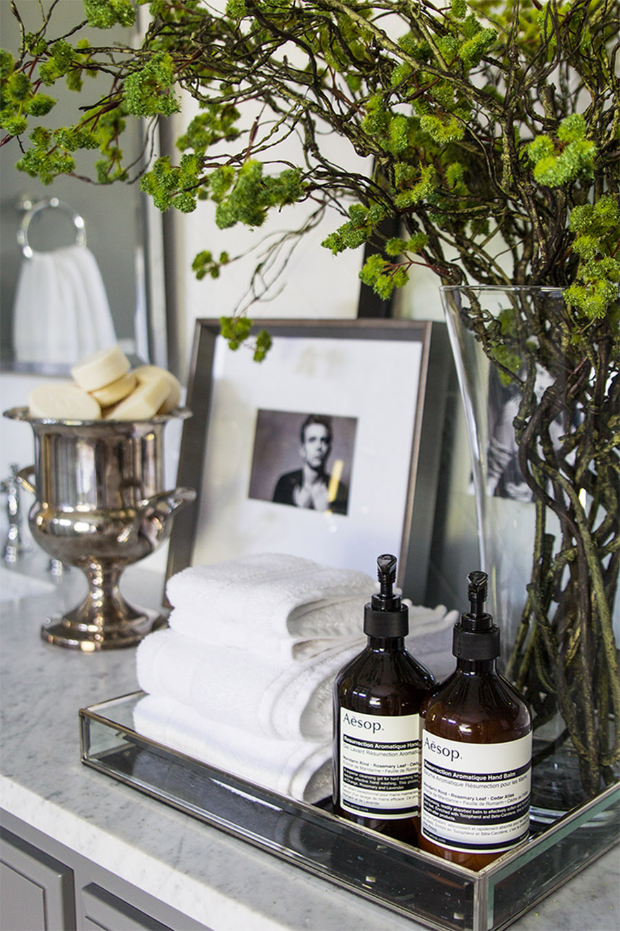 Vanity Styling - The Stiers Aesthetic