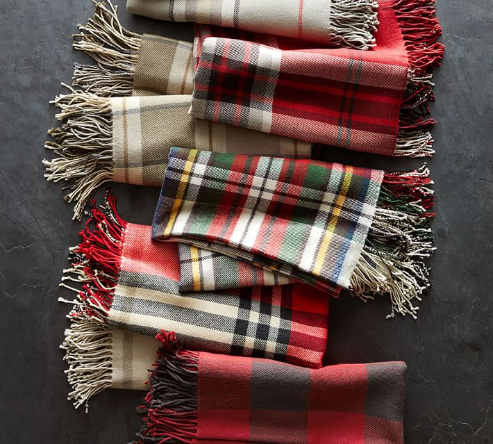 Throws by Pottery Barn