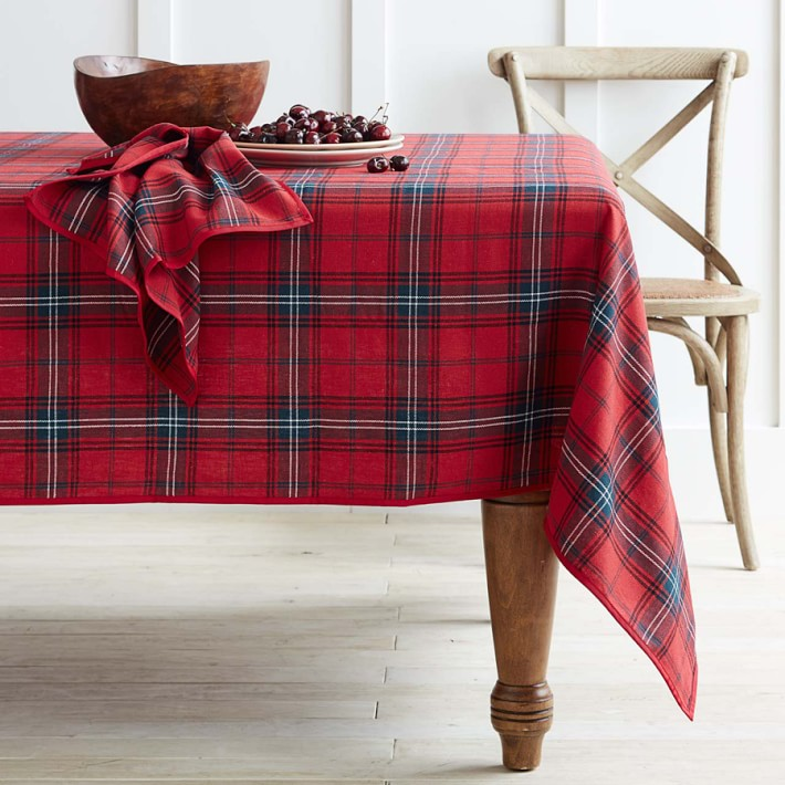 Tablecloth by Williams-Sonoma