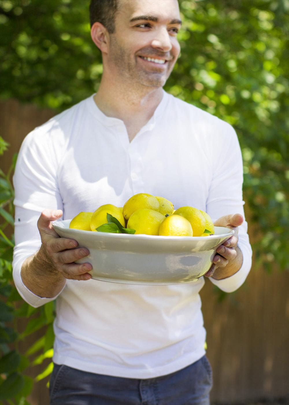 Jonathan + Lemons