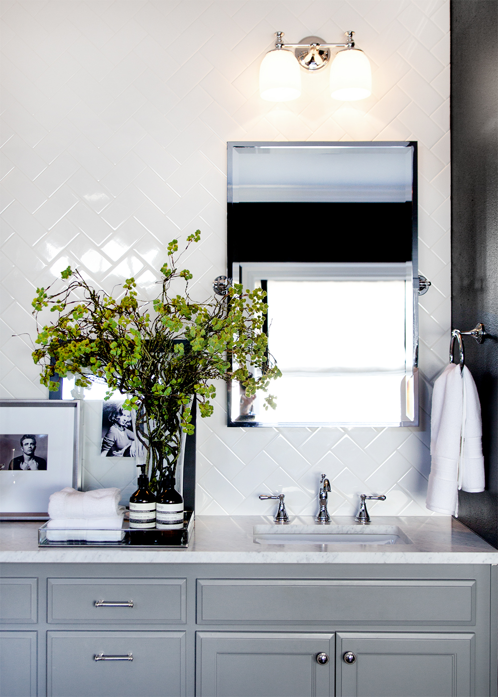 Master Bath Refresh