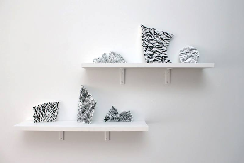 Installation view, Lynnette Miranda