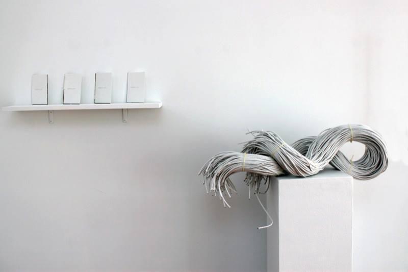 Installation view, Samuel Draxler
