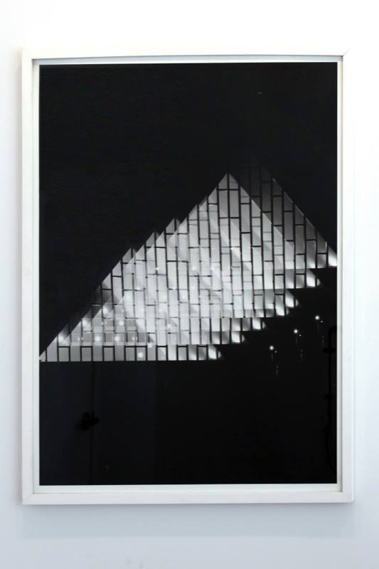 Max Basch,  Untitled  , 2011; Digital Inkjet Print; Framed: 33 1/2 x 26 1/2 inches