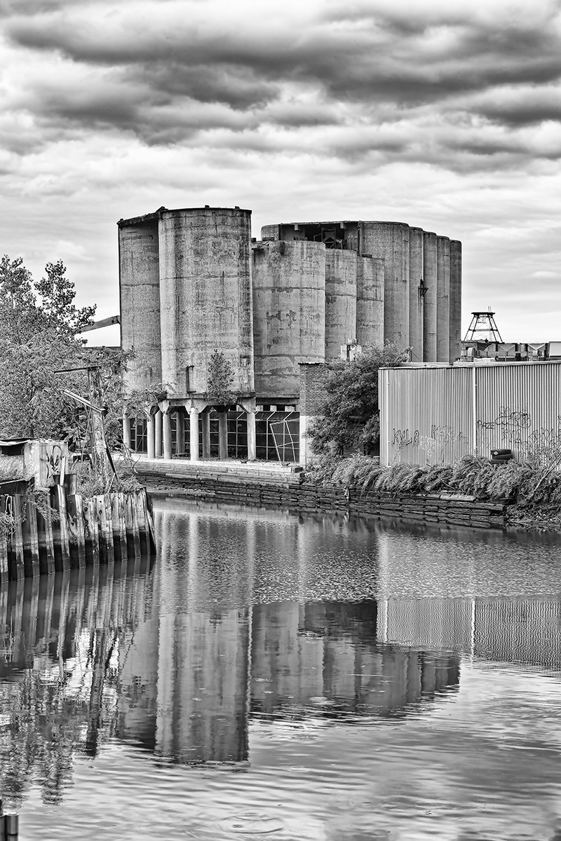 Untitled, Gowanus Canal  , 2011; Archival pigment print, 24 x 16 inches