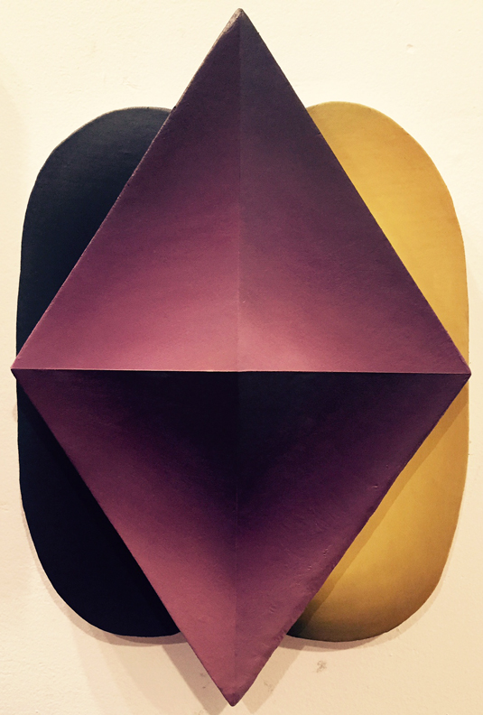 Loie Hollowell, Objecty (diamond butts), 2014