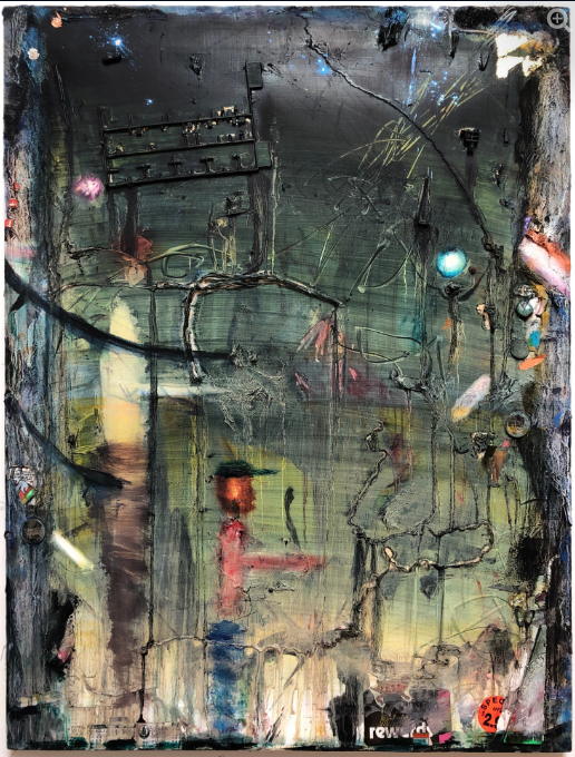 Mike Olin_Vintage Reward_2019_Oil and mixed media on linen_29 x 22 in.jpeg